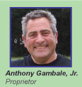 Anthony Gamble, Jr. | Proprietor